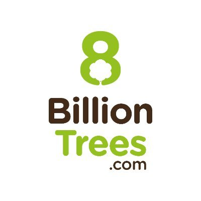8 billion trees