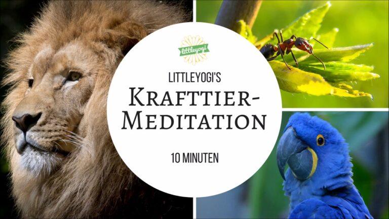 Krafttier-Meditation