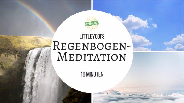 Regenbogen-Meditation