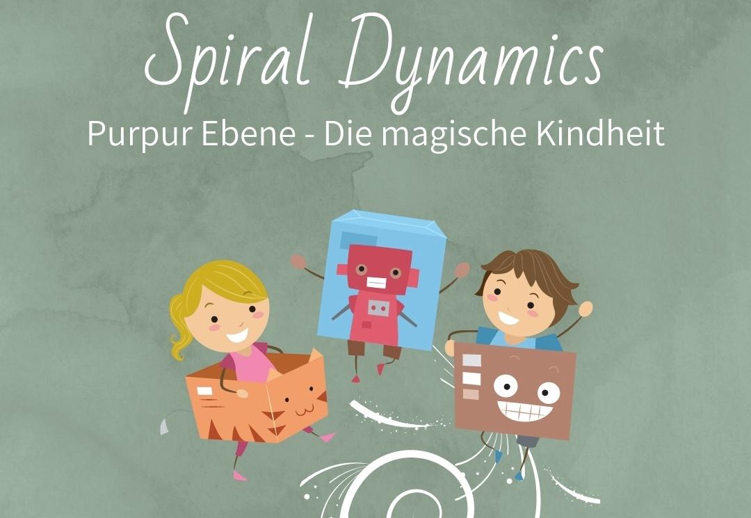 Spiral Dynamics Ebene purpur