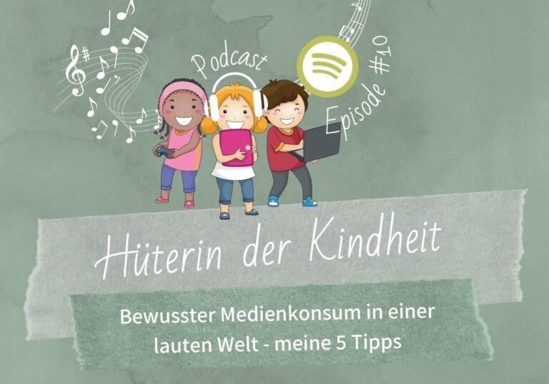 Podcast Episode 11: Jenseits von Gut und Böse – Mystik mit Kindern im Alltag