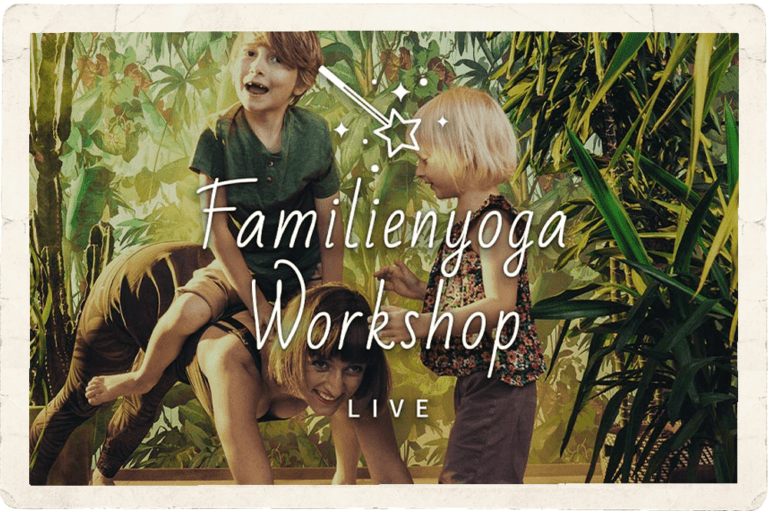17.9.2021 – Familienyoga-Workshop in Wien